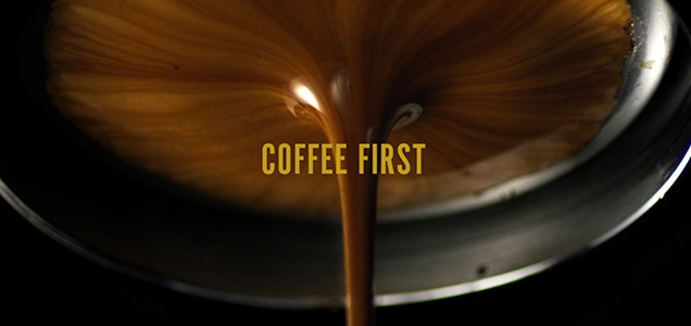 "Patrick Sweany on Peet's ""Coffee First"""